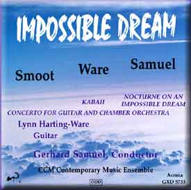 Impossible Dream, Compact Disc: Gerhard Samuel, conductor, Lynn ...